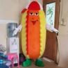 Mascot Costume Hot dog