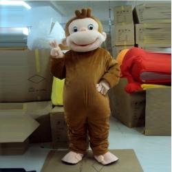Mascotte Scimmietta George