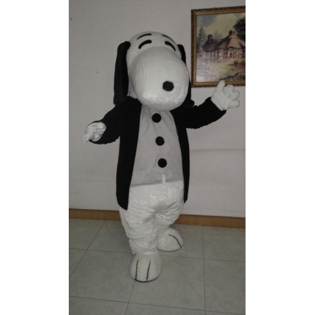 Mascot Costume Snoopy - Super Deluxe