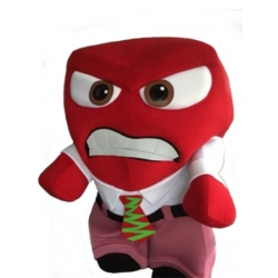 Mascot Costume Anger - Super Deluxe