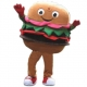Mascot Costume Hamburger