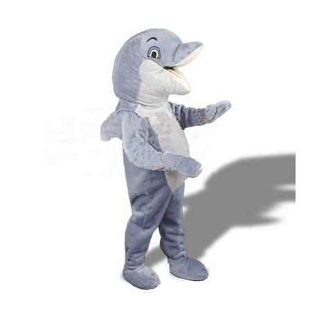 Mascot Costume Dolphin