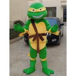 Mascot Costume Turtle ninja