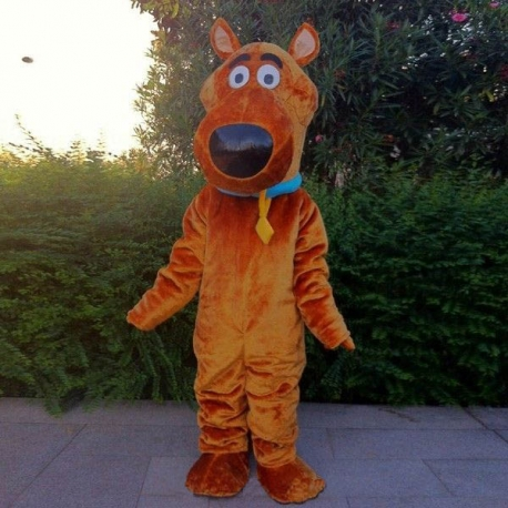 Mascot Costume Scooby doo