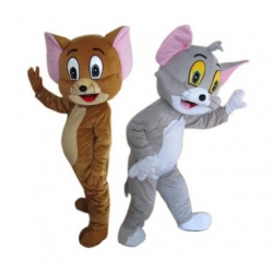 Mascotte Tom e Jerry