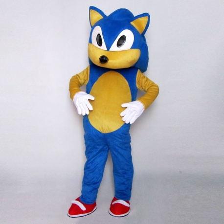 : costume sonic  - Germanpascual.Com