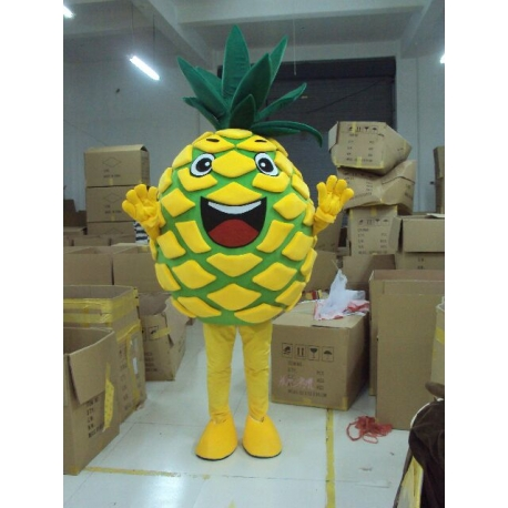 Mascot Costume Pineapple