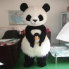 Mascot Costume Panda