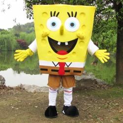 Mascotte Spongebob