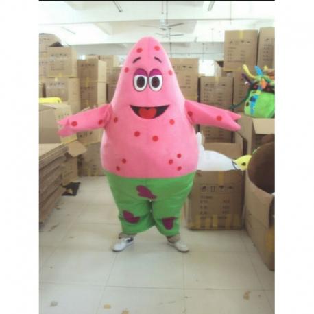 Mascot Costume Patrick