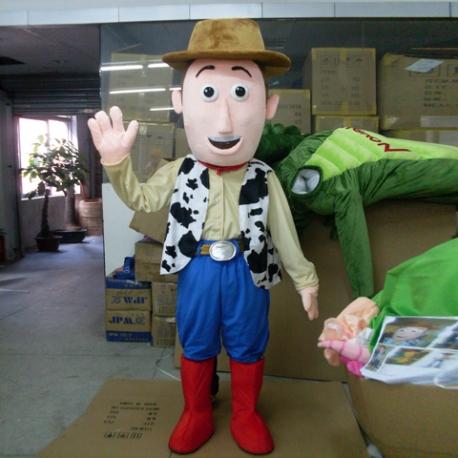 Mascot Costume Woody