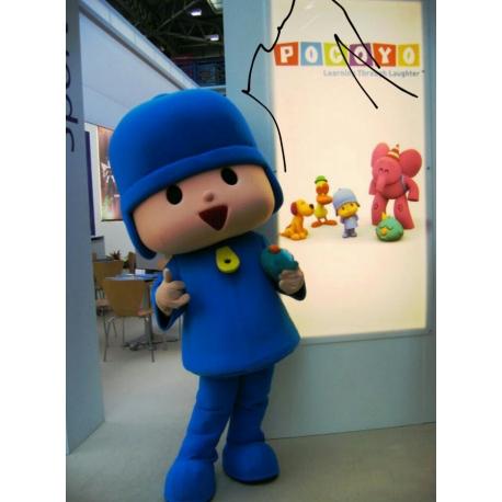 Mascot Costume Pocoyo