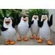 Mascotte Pinguini (l'uno)