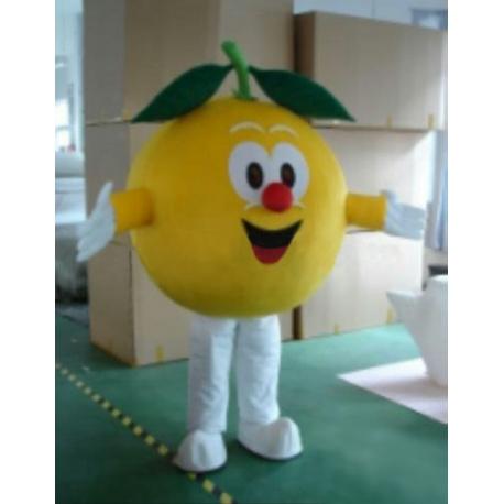 Mascot Costume Lemon