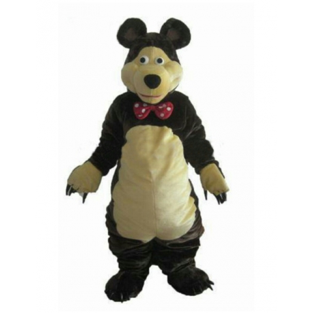 Mascot Costume Bear