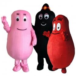 Mascot Costume Barbapapa (each one)