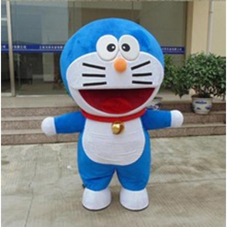 Mascot Costume Doraemon deluxe