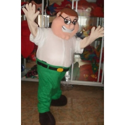 Mascot Costume Peter Griffin