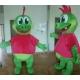 Mascot Costume Lizard