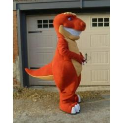 Mascot Costume Dinosaur