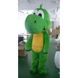 Mascot Costume Little Dragon