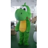 Mascot Costume Little Dragon