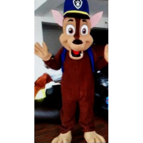 Mascot Costume Chase - Paw Patrol