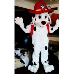 Mascot Costume Marshall - Paw Patrol