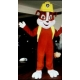 Mascot Costume Rubble - Paw Patrol