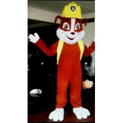 Mascot Costume Rubble - Paw Patrol