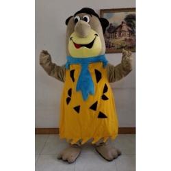 Mascot Costume Fred Flintstone