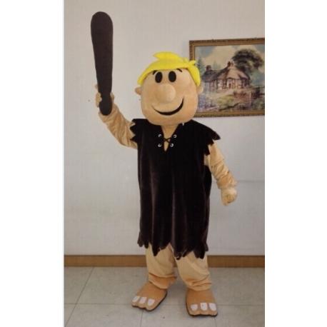 Mascotte Barney