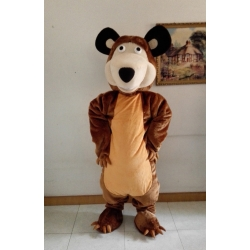 Mascot Bear - Black ears