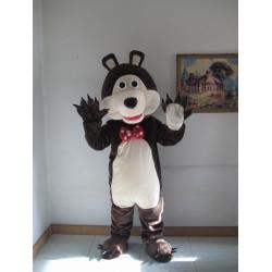 Mascotte Orso - cravattina