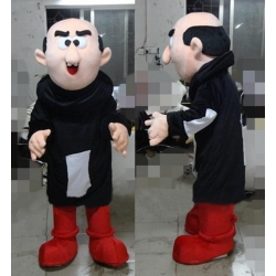 Mascot Costume Gargamel (The Smurfs)