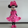 Mascot Costume n° 86 - Miss pua big bow