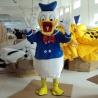Mascot Costume n° 123 - Mr Duck