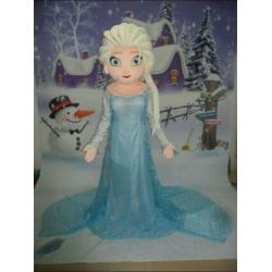 Mascotte Elsa Frozen