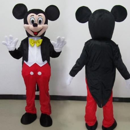 Mascot Costume n° 154 - Mr classic