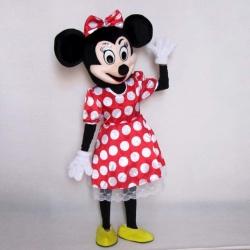 Mascotte Minnie Disney Classica