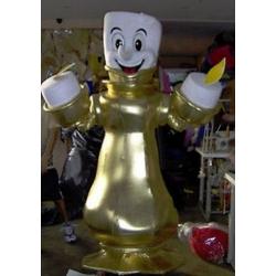 Mascotte Lumiere Disney La bella e la bestia