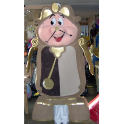 Mascot Costume Disney Tockins (Beauty and the Beast)