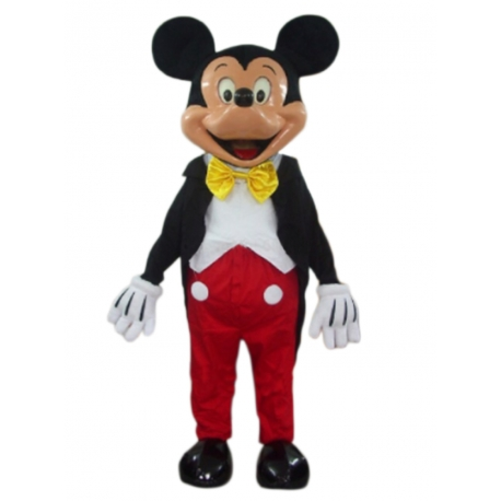 Mascot Costume n° 176 - Mr classic glass fiber