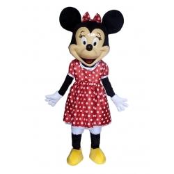 Mascotte Miss Minnie classica fibra di vetro