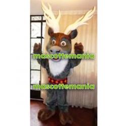 Mascot Costume Sven (Frozen) - Super Deluxe