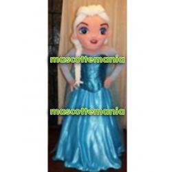 Mascotte Elsa - Super Deluxe