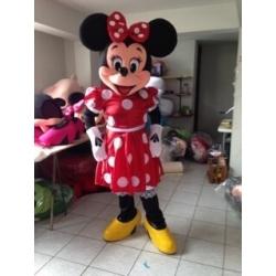 Mascot Costume Minnie Mouse Classic - Super Deluxe