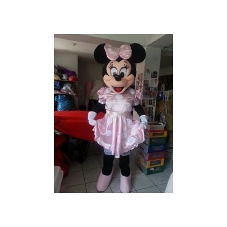 Mascotte n° 261 - Miss Rosa - Super Deluxe