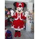 Mascot Costume n° 265 - Miss Christman - Super Deluxe