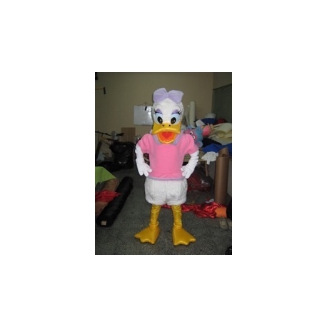 Mascot Costume n° 267 - Miss Duck - Super Deluxe